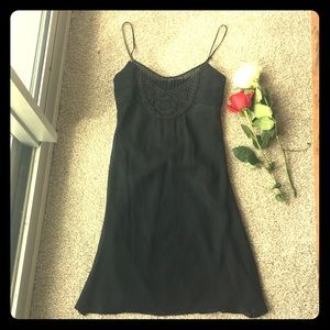Simple Black Chic Express Dress Size 0
